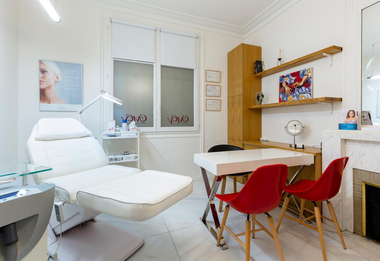 Laser Cabinet Esthétique Paris 15